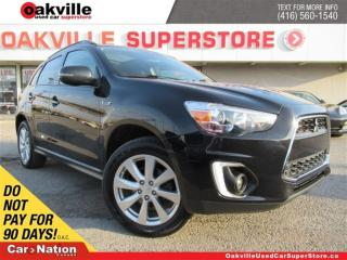 Used 2015 Mitsubishi RVR GT | PANO ROOF | B/U CAM | HEATED SEATS | LOW KM! for sale in Oakville, ON
