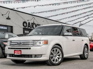 Used 2010 Ford Flex limited for sale in Oakville, ON