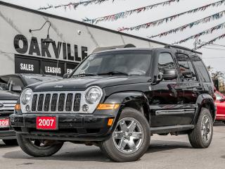Used 2007 Jeep Liberty Limited Edition for sale in Oakville, ON