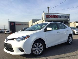 Used 2014 Toyota Corolla - BLUETOOTH - REVERSE CAM for sale in Oakville, ON