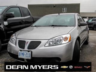 Used 2008 Pontiac G6 SE for sale in North York, ON