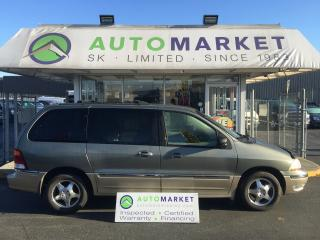 Used 2000 Ford Windstar SEL LOADED! ONLY 93KM'S!  FINANCE IT! for sale in Langley, BC