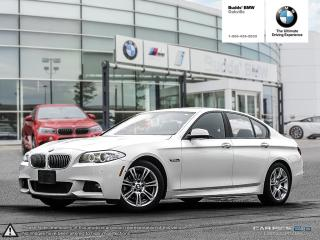 Used 2013 BMW 528 i xDrive AWD | NAVIGATION | REAR VIEW CAMERA for sale in Oakville, ON