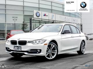 Used 2014 BMW 328i xDrive Sedan (3B37) NAV|BLINDSPOT|HARMON KARDON|RV CAMERA for sale in Oakville, ON