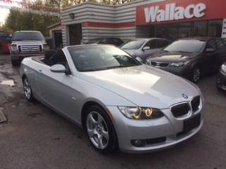Used 2009 BMW 328i 328i Convertible for sale in Ottawa, ON