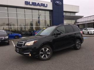 Used 2017 Subaru Forester 2.5i Touring - 0.5% Finance or Lease for sale in Port Coquitlam, BC