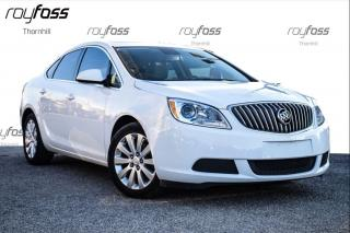 Used 2015 Buick Verano CX Remote Start Rear Cam Bluetooth for sale in Thornhill, ON