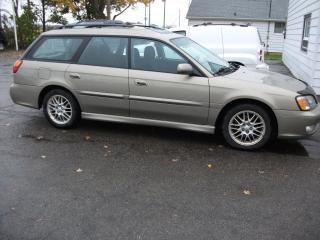 Used 2000 Subaru Legacy Wagon GT AWD