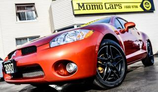 Used 2007 Mitsubishi Eclipse V6 GT! MANUAL! Cruise+Alloy! ONLY $118/bi-weekly! for sale in St Catharines, ON