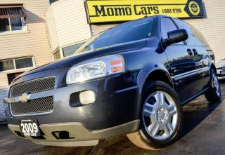 Used 2009 Chevrolet Uplander LS! Remote Start+7Passenger! ONLY $119/bi-weekly! for sale in St Catharines, ON