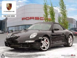 Used 2006 Porsche 911 LOW KMS!   SHOWROOM CONDITION!   Automatic   AWD   NAV   BOSE for sale in Edmonton, AB