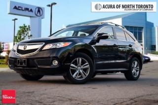 Used 2014 Acura RDX at Leather Sunroof, Bought AND Serviced With US. for sale in Thornhill, ON