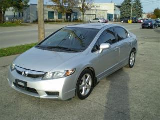 Used 2011 Honda Civic SE! AUTO! ALLOYS! MOONROOF! NO ACCIDENTS! for sale in Etobicoke, ON