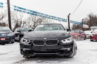 Used 2013 BMW 3 Series 328i X-DRIVE/LUXURY/NO ACCIDENTS/LEATHER/SUNROOF for sale in Brampton, ON