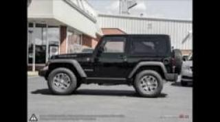 Used 2016 Jeep Wrangler RUBICON for sale in Kitchener, ON