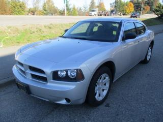 Used 2007 Dodge Charger SXT for sale in Surrey, BC