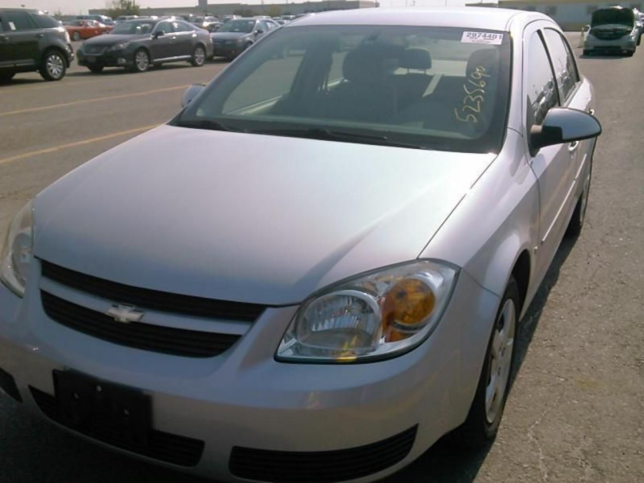 2007 Chevrolet Cobalt LT w/1SB
