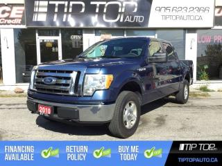 Used 2010 Ford F-150 XLT ** Crew Cab, 4X4, Tonneau cover ** for sale in Bowmanville, ON