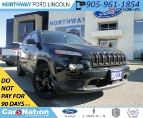 Used 2017 Jeep Cherokee Sport | REAR CAMERA | LOW KM | TOW PKG | for sale in Brantford, ON