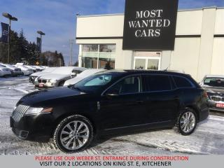 Used 2011 Lincoln MKT EcoBoost 3.5L AWD | NAV | BLIND SPOT | DUAL ROOF for sale in Kitchener, ON