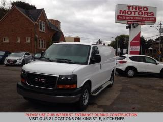 Used 2016 GMC Savana 1WT | 135 WHEELBASE | CRUISE for sale in Kitchener, ON