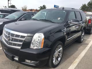 Used 2011 Cadillac Escalade Platinum Edition. 22  Wheels. NAV.Backup CAM for sale in Woodbridge, ON