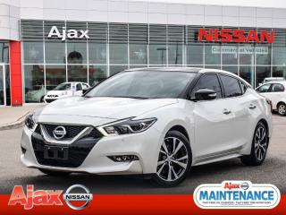Used 2017 Nissan Maxima SL*Navigation*Leather*Sunroof*Bluetooth for sale in Ajax, ON