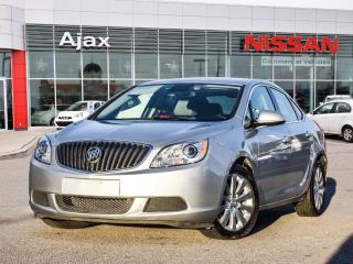 Used 2016 Buick Verano Base Alloys*Bluetooth*Accident Free for sale in Ajax, ON