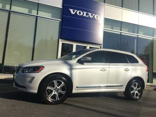 Used 2014 Volvo XC60 T6 AWD Premier Plus w BLIS/Climate/ABL for sale in Surrey, BC
