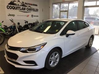 Used 2017 Chevrolet Cruze LT Turbo for sale in Coquitlam, BC