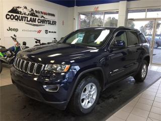 Used 2017 Jeep Grand Cherokee Laredo for sale in Coquitlam, BC