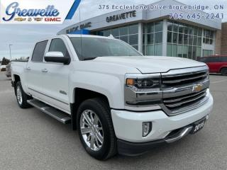 Used 2016 Chevrolet Silverado 1500 High Country  - Sunroof for sale in Bracebridge, ON