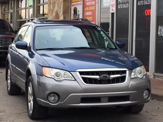 Used 2008 Subaru Outback 2.5i for sale in Etobicoke, ON