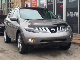 Used 2009 Nissan Murano LE for sale in Etobicoke, ON