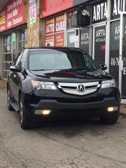 Used 2009 Acura MDX Elite Pkg for sale in Etobicoke, ON