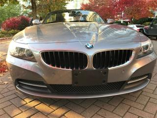 Used 2009 BMW Z4 LOCAL.NO ACCIDENT, CAME FROM BMW STORE, FULLY LOAD for sale in Vancouver, BC