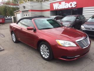 Used 2012 Chrysler 200 Touring Convertible for sale in Ottawa, ON