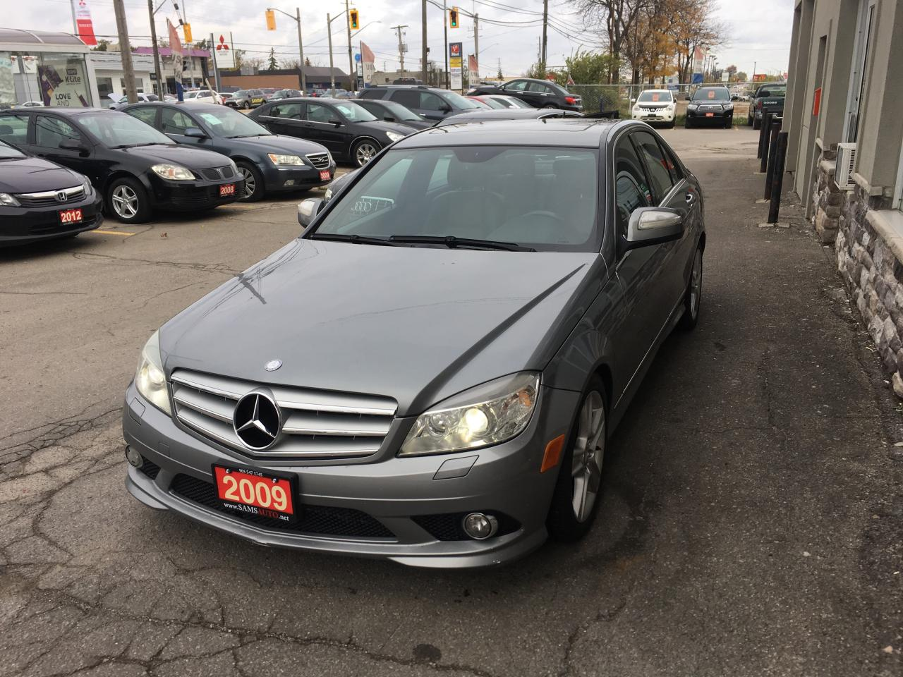 Used 2009 mercedes benz c 300 3 0l 4matic for sale in for 2009 mercedes benz c 300