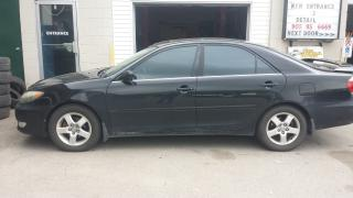 Used 2005 Toyota Camry SE for sale in Woodbridge, ON