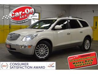 Used 2011 Buick Enclave CXL AWD LEATHER DVD REAR CAM REMOTE START for sale in Ottawa, ON