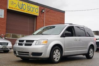 Used 2008 Dodge Grand Caravan SE, STOW N GO,DVD,REAR CAMERA for sale in North York, ON