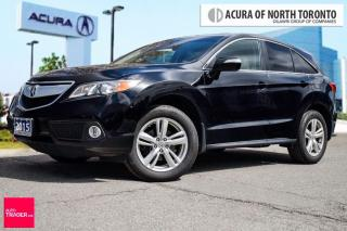 Used 2015 Acura RDX at Only 49171KM, Accident Free|Back up Camera| Hea for sale in Thornhill, ON
