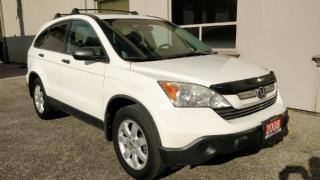 2008 Honda CR-V EX with Sunroof. No accidents!