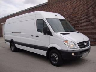 Used 2010 Mercedes-Benz Sprinter 3500 CDI-EXTENDED,HIGHROOF,NO ACCIDENTS for sale in North York, ON