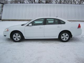 Used 2010 Chevrolet Impala LT for sale in Melfort, SK