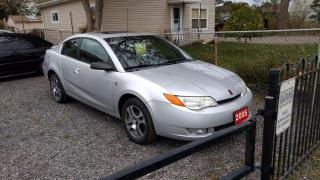Used 2005 Saturn Ion As-Is for sale in St Catharines, ON