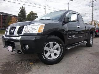 Used 2007 Nissan Titan LE for sale in Whitby, ON