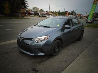 Used 2015 Toyota Corolla LE for sale in Scarborough, ON