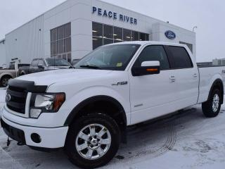 Used 2014 Ford F-150 FX4 4x4 SuperCrew Cab 6.5 ft. box 157 in. WB for sale in Peace River, AB