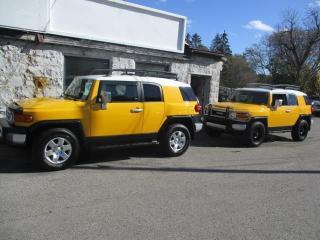Used 2007 Toyota FJ Cruiser for sale in Scarborough, ON